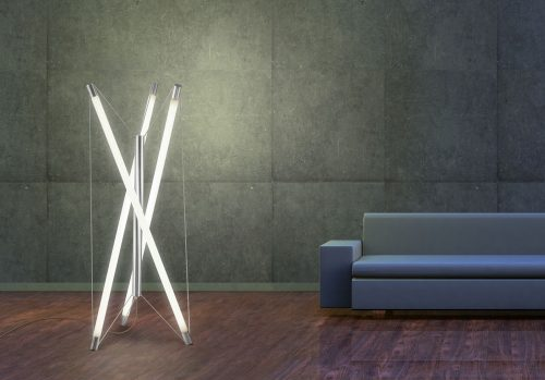 Floor luminaire T3-150 1