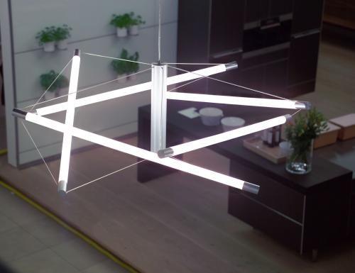 Pendant luminaire T5-90 1
